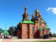 Церковь Георгия Победоносца (новая) - Кожевниково - Кожевниковский район - Томская область