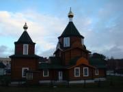 Баложи. Боголюбской иконы Божией Матери (строящаяся), церковь