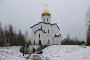 Никольское. Владимирской иконы Божией Матери церковь