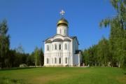 Владимирской иконы Божией Матери церковь - Никольское - Калязинский район - Тверская область