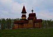 Церковь Николая Чудотворца - Гусиный брод - Новосибирский район - Новосибирская область