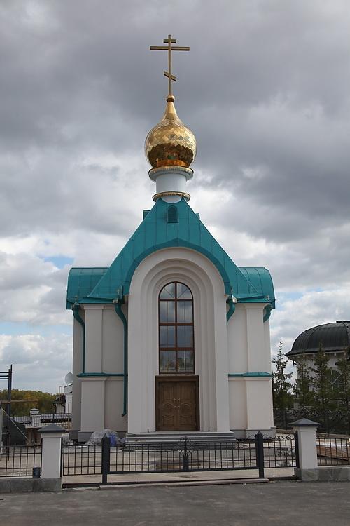Церковь Вознесения Господня, Западный-2