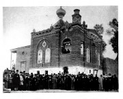 Церковь Николая Чудотворца - Урмия - Иран - Прочие страны