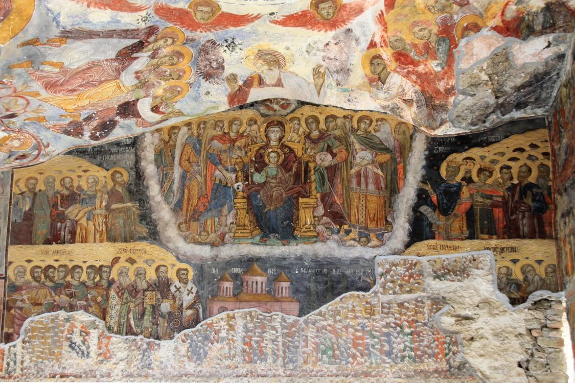 Монастырь Панагия Сумела, Мачка