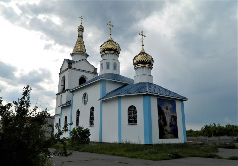 Церковь Георгия Победоносца, Мозырь