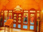 Сяндемский Успенский женский монастырь. Церковь Двенадцати апостолов - Сяндеба - Олонецкий район - Республика Карелия