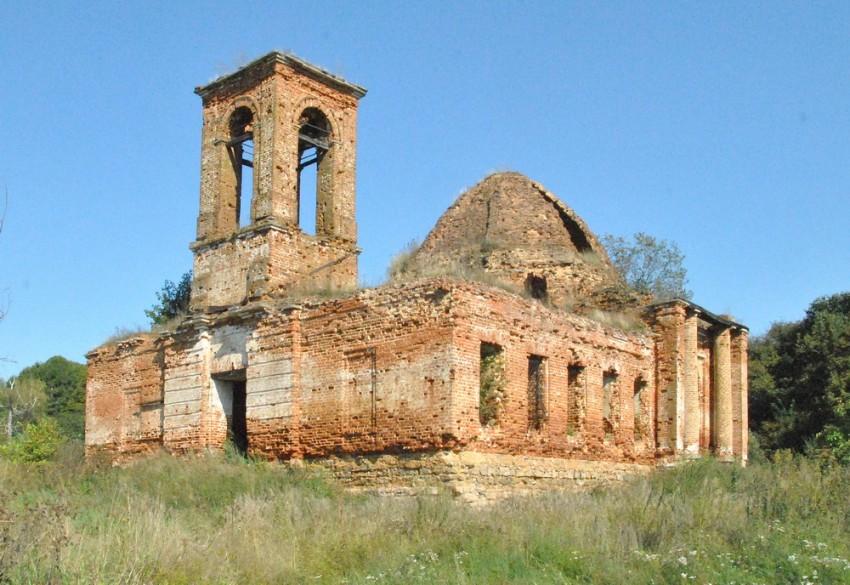Церковь Алексия, митрополита Московского, Алексеевское 3-е