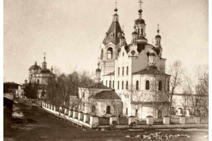 Церковь Спаса Преображения, Енисейск