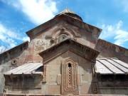 Успенский монастырь. Церковь Саввы Освященного - Сапара - Самцхе-Джавахетия - Грузия