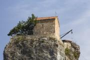 Кацхи. Симеоновский мужской монастырь на столпе Кацхи, Кацхис-Свети