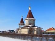 Ягодное. Николая Чудотворца, церковь