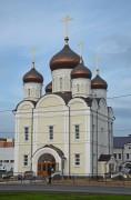 Церковь Троицы Живоначальной - Москва - Восточный административный округ (ВАО) - г. Москва