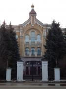 Оренбург. Трёх Святителей при Духовной семинарии, церковь