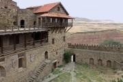 Монастырь Давида Гареджийского - Гареджи, хребет - Кахетия - Грузия