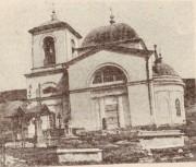 Церковь Агриппины Мученицы (единоверческая) на старообрядческом кладбище - Саратов - г. Саратов - Саратовская область