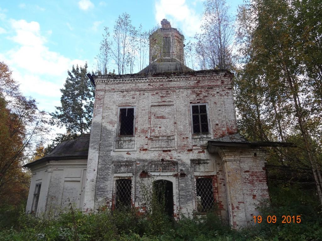 Церковь Димитрия Солунского, Бильково