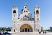 Кафедральный собор Воскресения Христова - Подгорица - Черногория - Прочие страны