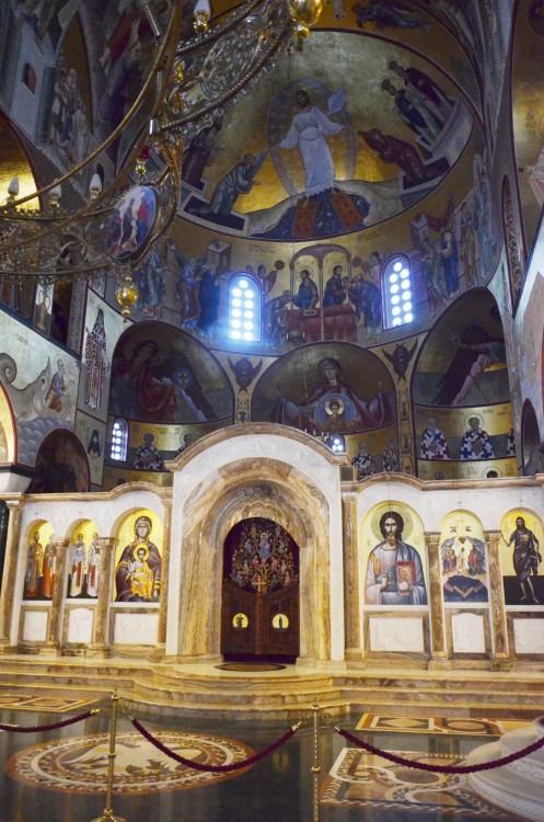 Кафедральный собор Воскресения Христова, Подгорица