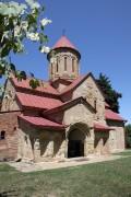 Монастырь Рождества Пресвятой Богородицы. Церковь Рождества Пресвятой Богородицы - Квесети - Квемо-Картли - Грузия
