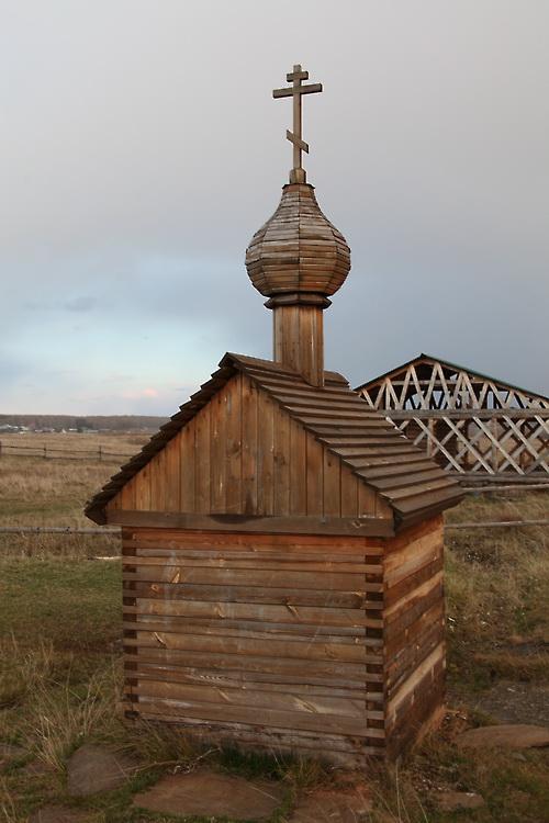 Часовня Симеона Верхотурского, Медведево