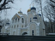 Бирюлёво Западное. Николая Чудотворца в Бирюлёве, церковь