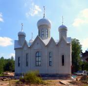 Челюскинский. Успения Пресвятой Богородицы (строящаяся), церковь