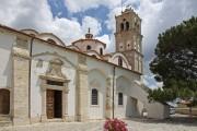 Церковь Воздвижения Креста Господня - Пано Лефкара - Ларнака - Кипр
