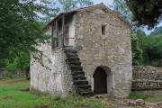 Икалтойский монастырь. Церковь Троицы Живоначальной - Икалто - Кахетия - Грузия