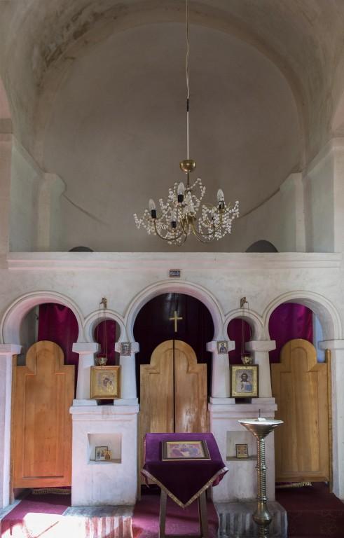 Икалтойский монастырь. Церковь Троицы Живоначальной, Икалто