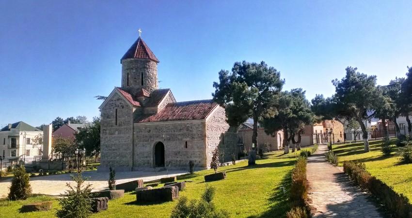 Церковь Гавриила и Михаила Архангелов, Гори