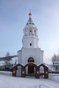 Церковь Воздвижения Креста Господня - Сыростан - г. Миасс - Челябинская область