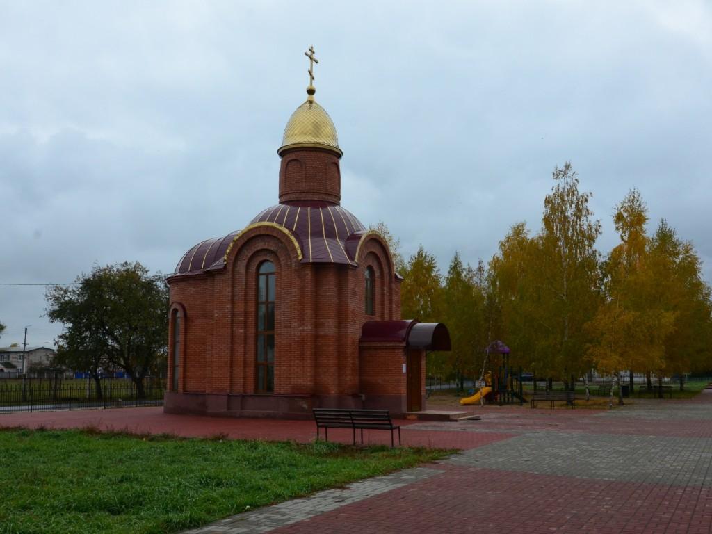 Часовня Георгия Победоносца, Вадьковка