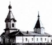 Церковь Казанской иконы Божией Матери - Шараница - Арбажский район - Кировская область
