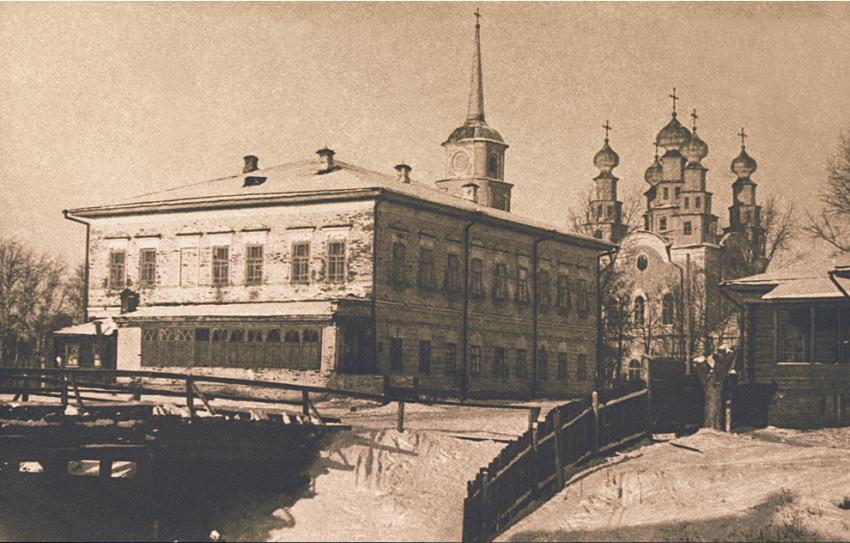 Церковь Николая Чудотворца (старая), Верхние Муллы