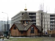 Церковь Донской иконы Божией Матери (строящаяся) - Москва - Юго-Восточный административный округ (ЮВАО) - г. Москва