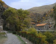 Монастырь Успения Пресвятой Богородицы - Земо Вардзиа - Самцхе-Джавахетия - Грузия