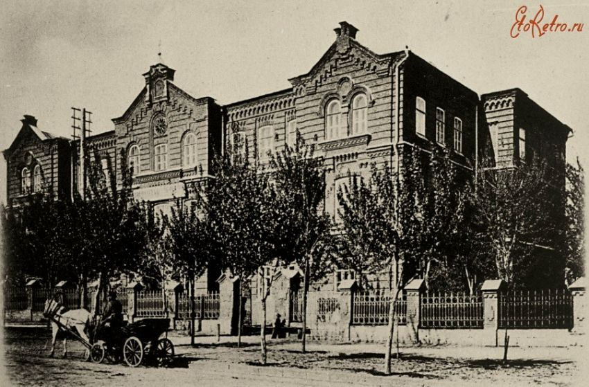 Церковь Андрея Критского при мужской гимназии, Ростов-на-Дону