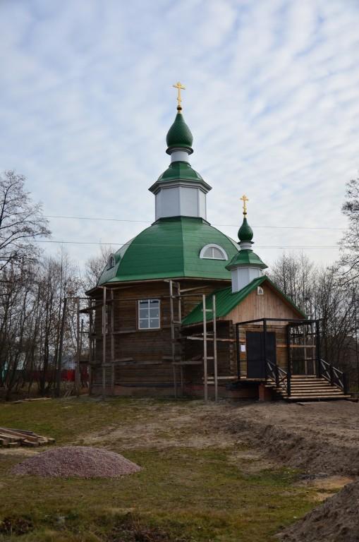Церковь Сергия Радонежского, Радица-Крыловка
