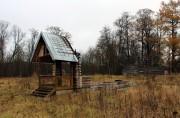 Неизвестная часовня - Вейно - Гдовский район - Псковская область