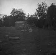 Борисоглебский (Пазрека, Пазрецкий погост). Бориса и Глеба (старая), церковь