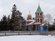 Церковь Воздвижения Креста Господня - Захарово - Красночикойский район - Забайкальский край