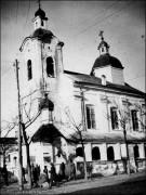 Церковь Воздвижения Креста Господня в Русской слободе в Заречье - Велиж - Велижский район - Смоленская область