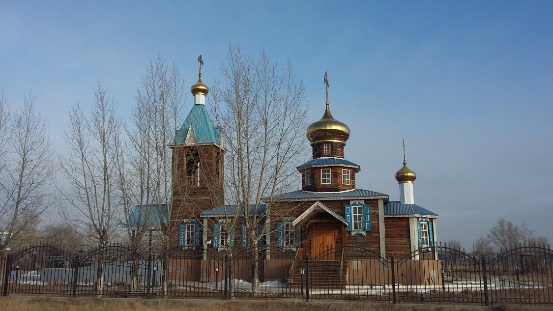 Церковь Илии Муромца, Приаргунск