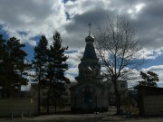 Церковь Иннокентия, епископа Иркутского - Лесной Городок - Читинский район, г. Чита - Забайкальский край