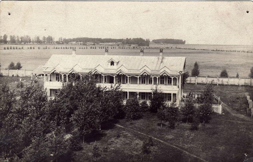 Яранский Пророчицкий мужской монастырь, Опытное Поле