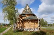 Бараки. Сергия Радонежского (строящаяся), церковь