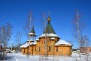 Бараки. Сергия Радонежского, церковь