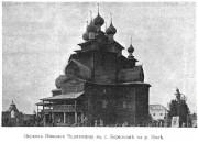 Церковь Николая Чудотворца в Николо-Березовце - Берёзовец - Галичский район - Костромская область