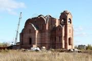 Еманжелинск. Сретения Господня (строящаяся), церковь