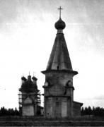 Церковь Климента, папы Римского - Макарьино (Кожа, Кожский погост) - Онежский район - Архангельская область